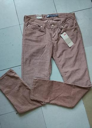 Вельветовые джинсы фирменные