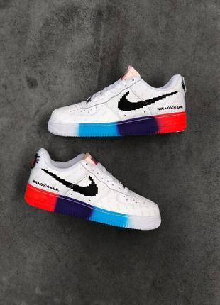 Nike air force 1 have a good game кроссовки найк аир форс! мужские кроссовки! топ качество
