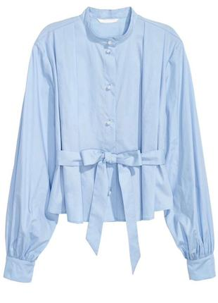 Блуза сорочка рубашка h&m оригінал