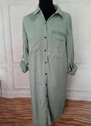Платье халат производство италия anne parker2 фото