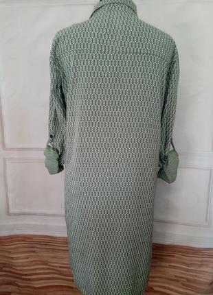 Платье халат производство италия anne parker3 фото