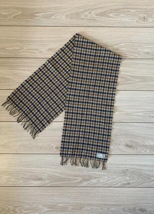 Aquascutum шерстяной шарф