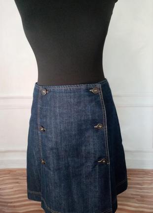 Юбка джинсовая бренд oasis