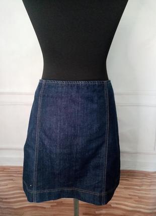 Юбка джинсовая бренд oasis2 фото