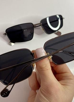 Стильные солнцезащитные очки, тренд 20214 фото