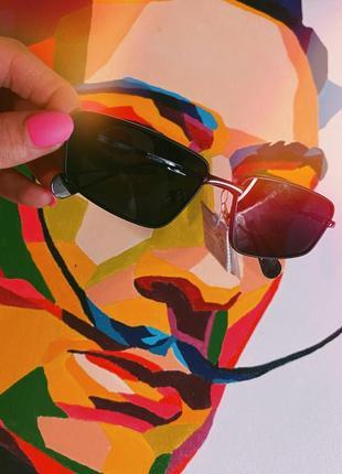 Стильные солнцезащитные очки, тренд 20212 фото