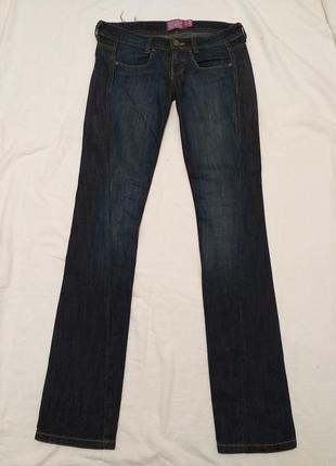 Женские, зауженные, джинсы. (5603)