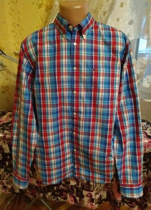 Рубашка в клетку рубашка классическая