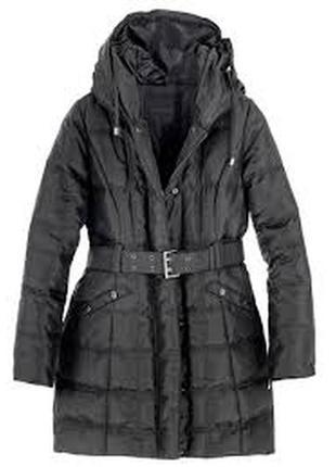 Зимнее пальто непромокаемое пуховик 101759