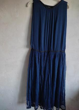 Платье 👗 в пол длинное 42 р