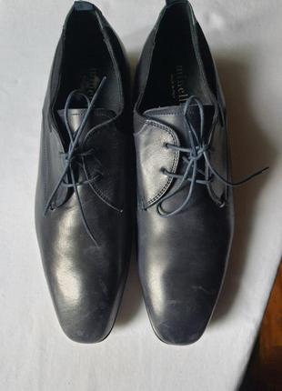 Италия! новые туфли minelli 41 р. полностью мягкая натуральная кожа