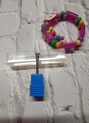 Фреза для ногтей маникюра дизайна для снятия гель лака геля
