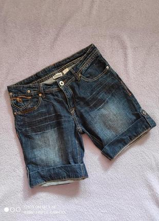 Классные джинсовые шорты street one
