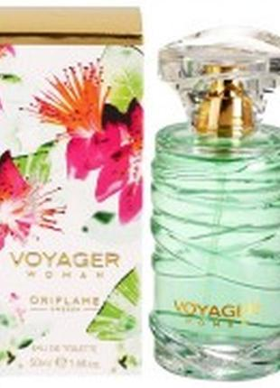 Voyager woman oriflame sweden!