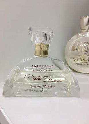 """Духи италия / eau de parfum """"amerigo"""" - linea perla bianca"""