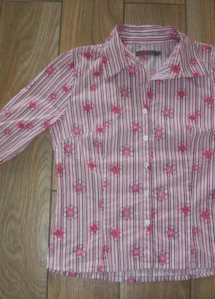Женская блуза рубашка s.oliver