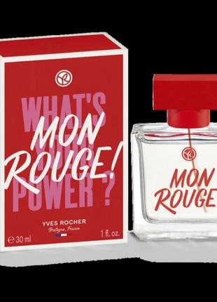 Духи mon rouge, туалетная вода