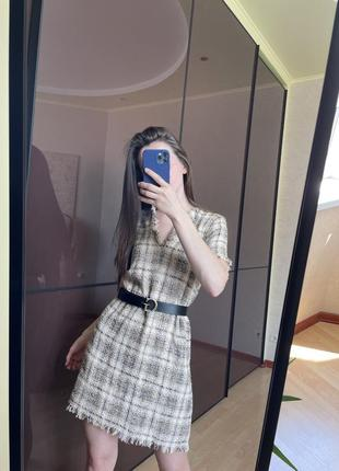 Платье сукня zara m