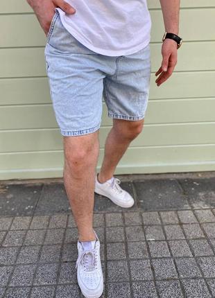 Стильные джинсовые шорты xxl размера