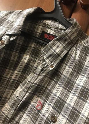 Легкая рубашка fjallraven