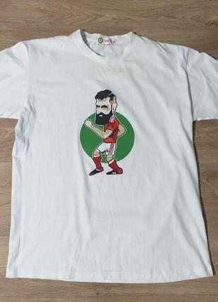 Футболка футбол de rossi