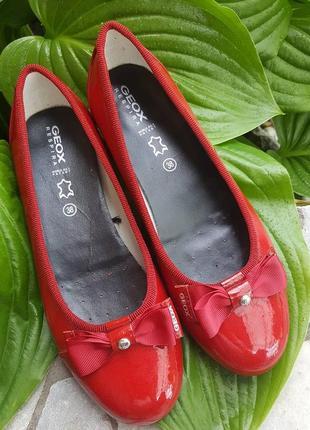 Туфли балетки geox