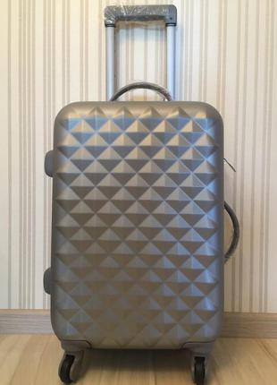 Распродажа на складе стильный чемодан валіза сумка на колесах,самовывоз
