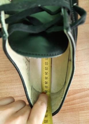 Кожаные туфли италия9 фото