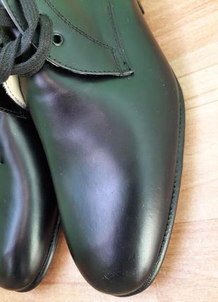 Кожаные туфли италия7 фото