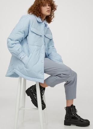 Стёганная куртка2 фото