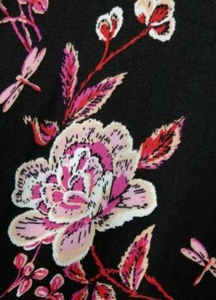 Длинная трикотажная юбка3 фото