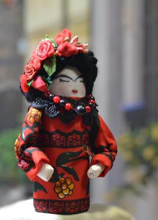 Фрида кало - интерьерная кукла