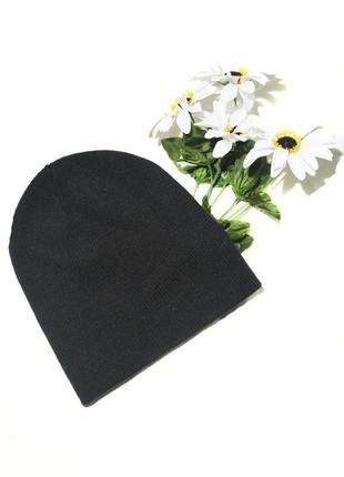 Акриловая шапка h&m