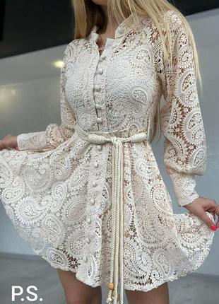 Роскошное платье хлопок люкс качество!!!