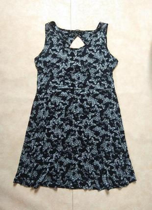 Стильное  летнее платье george, 16 размера.