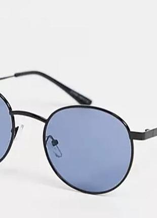 Солнцезащитные очки  панто  унисекс датского бренда only&sons европа оригинал
