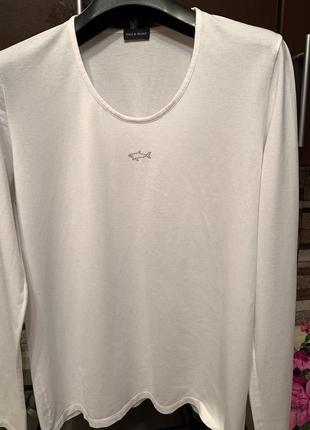 Лонгслив, футболка, кофта paul&shark