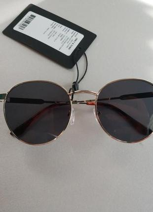 Солнцезащитные очки  панто  унисекс датского бренда only&sons европа оригинал2 фото