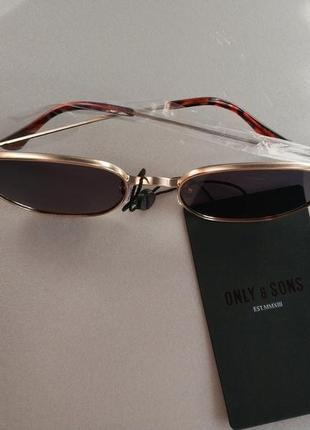 Солнцезащитные очки    унисекс датского бренда only&sons европа оригинал5 фото