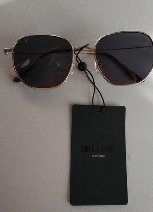 Солнцезащитные очки    унисекс датского бренда only&sons европа оригинал4 фото