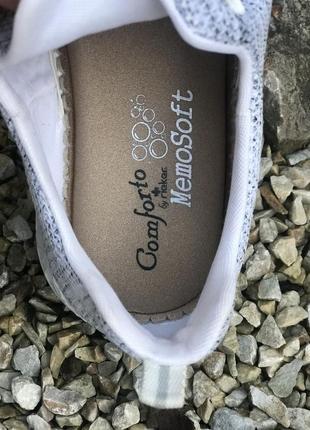 Фирменные удобные женские кроссовки rieker(германия)39р.7 фото