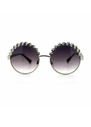 😍стильные женские солнцезащитные очки с цветочным дизайном😍1 фото