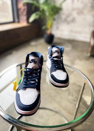 Nike air jordan кроссовки3 фото