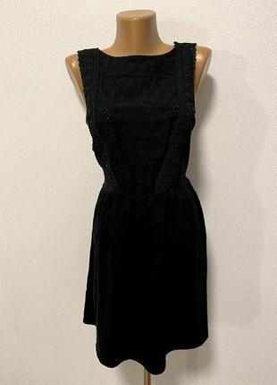 Платье сарафан с кружевом / большая распродажа!
