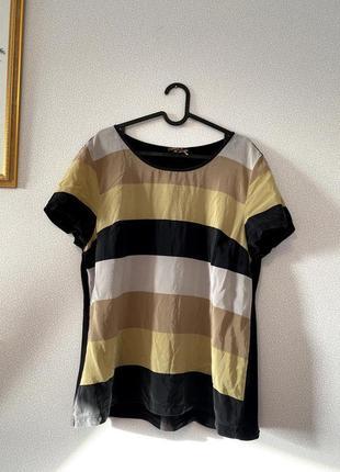 Блуза 100% шелк / большая распродажа!
