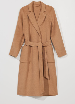 Довге пальто mohito з  вовною