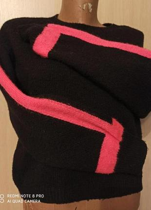 Фирменный свитер кофта реглан свитшот