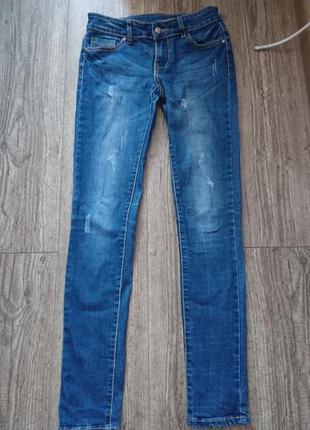 Идеальные узкие джинсы