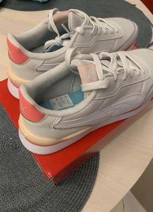 Новые кроссовки puma 38 размер3 фото
