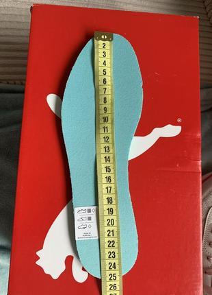 Новые кроссовки puma 38 размер6 фото